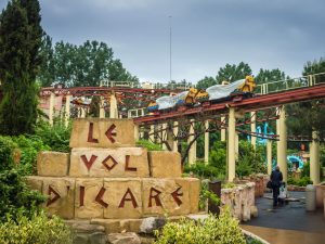 Vol D'Icare at Parc Asterix