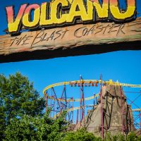 Volcano the Blast Coaster Kings Dominion