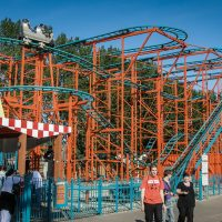 Wild Mouse Flamingoland