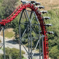 X2 Six Flags Magic Mountain