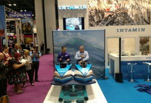 seaworld san antonio wave breaker trains iaapa