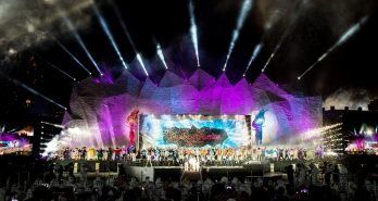 Dubai Parks and Resorts officially opens