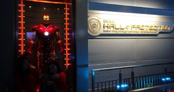 Iron Man opens at Hong Kong Disneyland