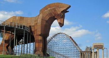Boys dies at Mt. Olympus Water & Theme Park