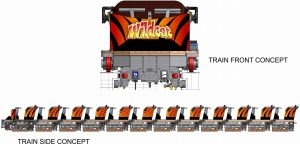 Wildcat Lake Compounce Train 2