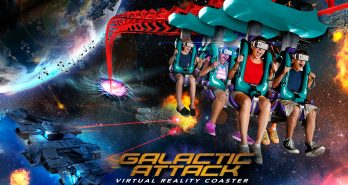 Six Flags New England Gets Augmented VR Coaster