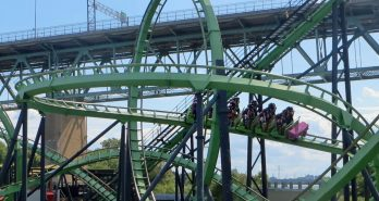 Cobra removed from La Ronde
