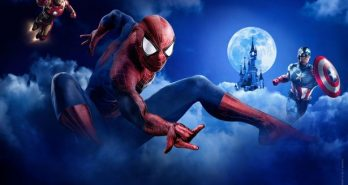 Marvel's Super Heroes for Disneyland Paris