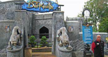 Busch Gardens closes Curse of DarKastle