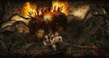 Alton Towers reveals Wicker Man wooden coaster