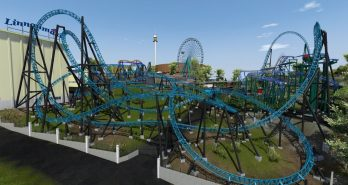 Linnanmäki announces Taiga launch coaster