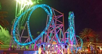 HangTime opens at Knott's Berry Farm