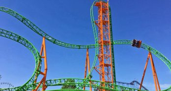 Tantrum opens at Darien Lake