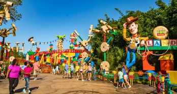 Toy Story Land opens at DHS