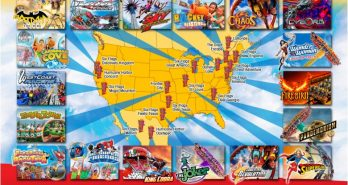 Six Flags announces 2019 attractions
