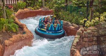 Infinity Falls opens at SeaWorld Orlando