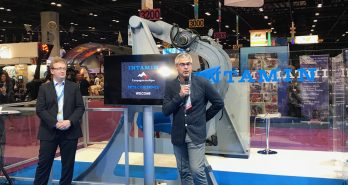 Intamin win IAAPA with two big reveals