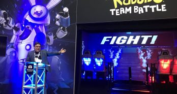 Triotech increase interactive ride capacity