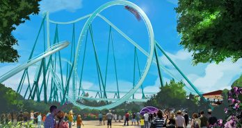 Another coaster for SeaWorld San Diego