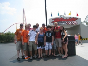 Kings Dominion 2010