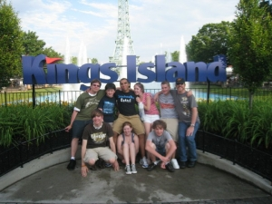 Kings Island 2009