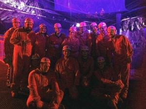 Llechwedd Slate Caverns 2014