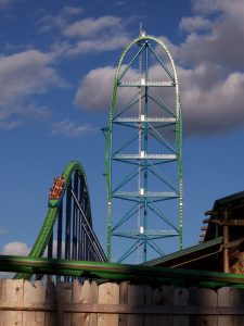 Kingda Ka Six Flags Great Adventure