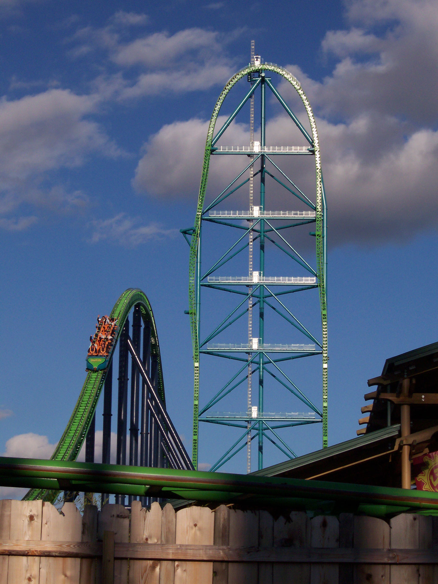 Kingda Ka Roller Coaster Facts Filekingda From Parking Lot Diagram Of Related Keywords Suggestions For Kids