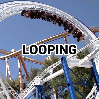 Roller Coaster Types - Coasterforce-4867