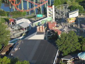 Back Lot Stunt Coaster Kings Dominion