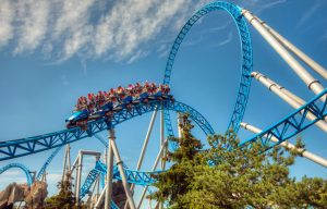 blue fire Megacoaster Europa Park