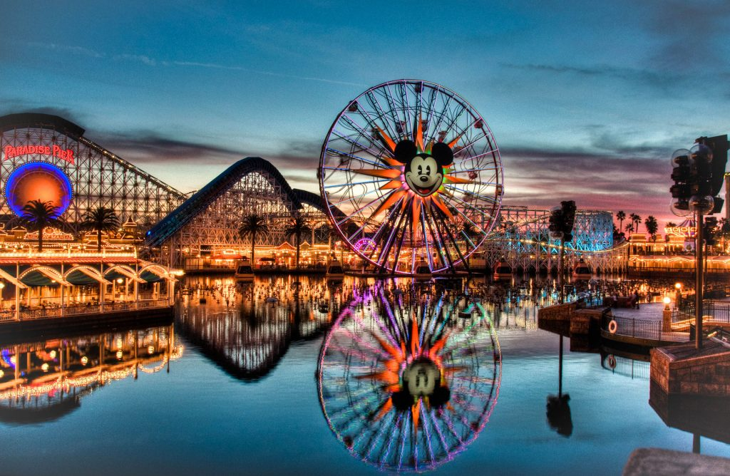California Screamin' Disney California Adventure Park