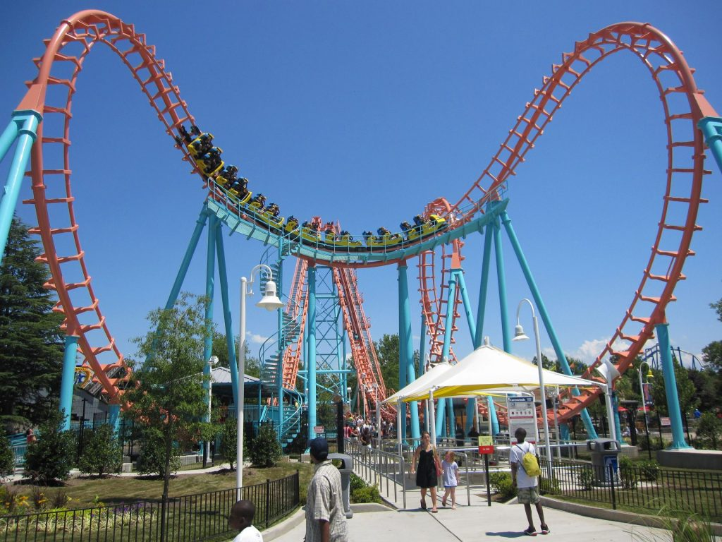 Carolina Cobra Carowinds 2