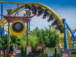 Chang Six Flags Kentucky Kingdom