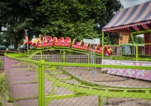 Clown Coaster Wicksteed Park