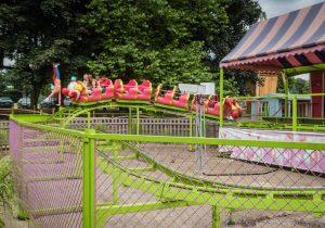 Clown Coaster Wicksteed Park