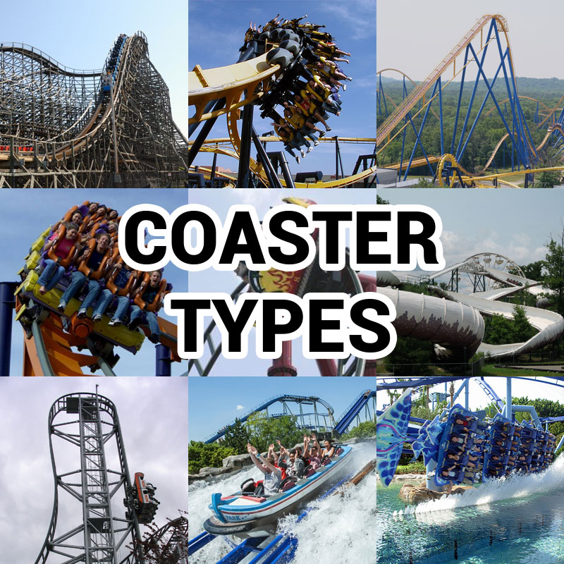 coaster types