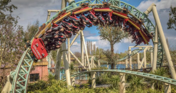Be first to ride at Thorpe Park