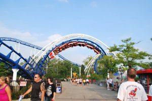 Corkscrew Cedar Point