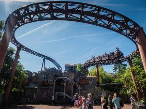 Dynamite Express Familiepark Drievliet
