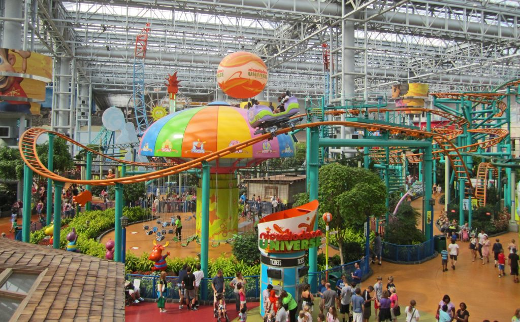 Fairly Odd Coaster Nickelodeon Universe