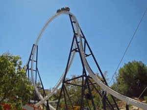 Full Throttle Six Flags Magic Mountain