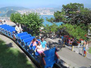 Montaña Suiza Parque de Atracciones Monte Igueldo