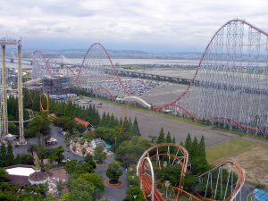 Steel Dragon 2000 Nagashima Spaland