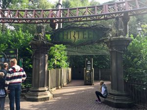 Th13teen Thirteen Alton Towers