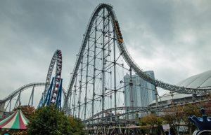 Thunder Dolphin Tokyo Dome City