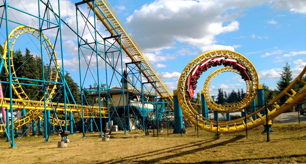 Wild Thing Wild Waves Enchanted Village