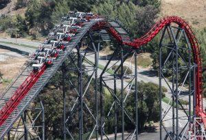 X2 Six Flags Magic Mountain
