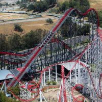 X2 Viper Six Flags Magic Mountain