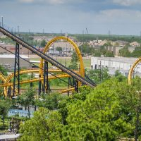 Batman The Escape Six Flags Astro World